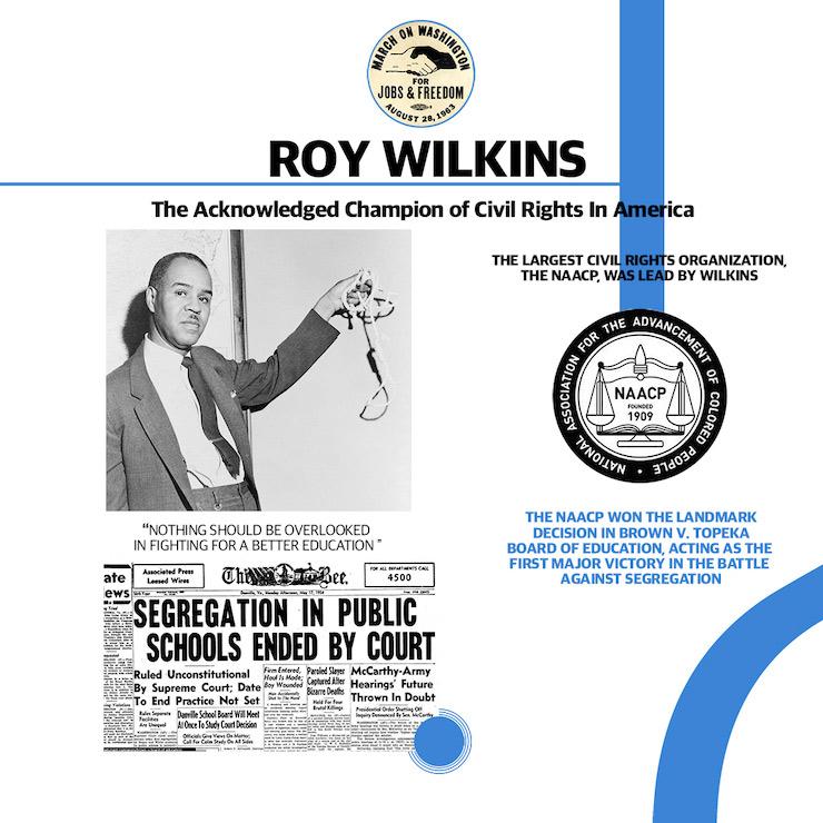 Roy Wilkins