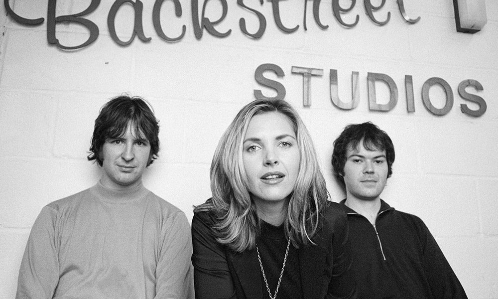 Saint Etienne photo by Andy Willsher and Redferns and Getty Images