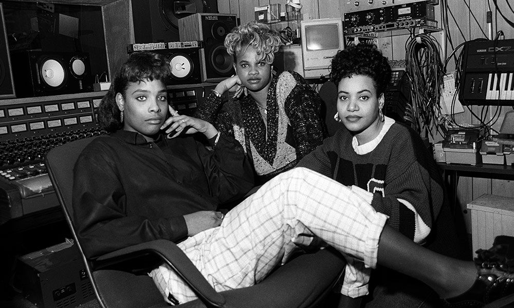 Salt-N-Peppa photo by Al Pereira and Getty Images and Michael Ochs Archives