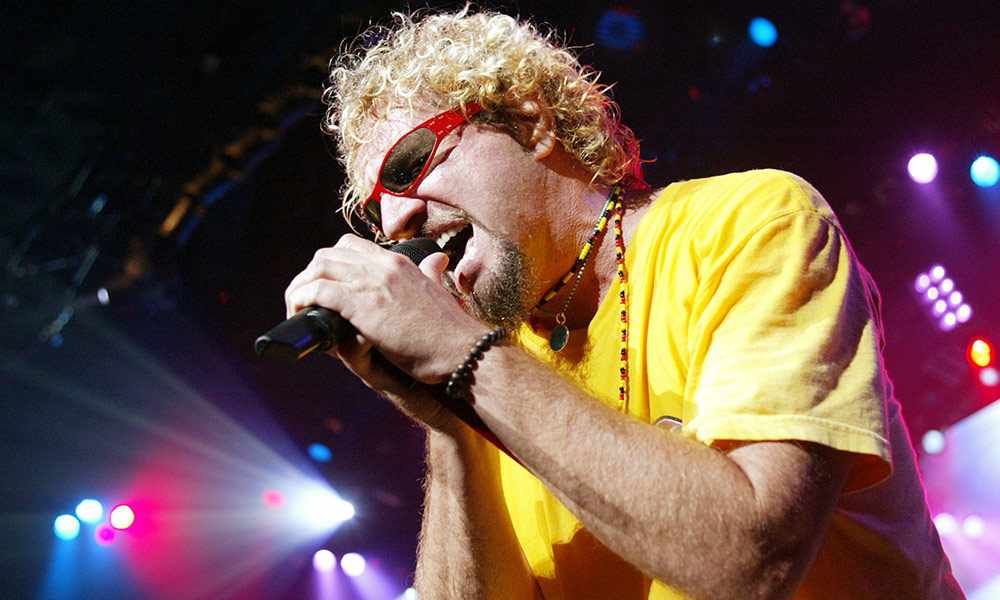 Sammy Hagar photo by Kevin Winter ImageDirect