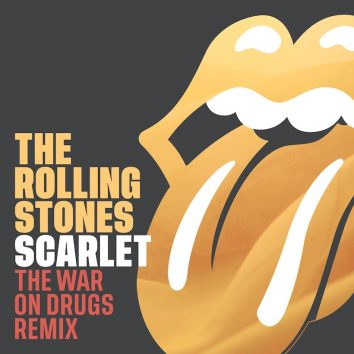 Rolling Stones Scarlet War On Drugs remix