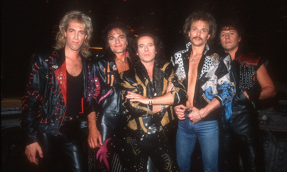 Scorpions photo by Michael Ochs Archives and Getty Images