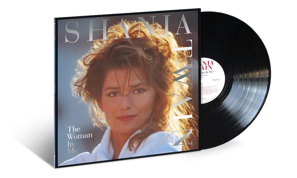 Shania Twain Woman In Me packshot