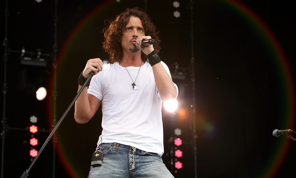 Temple Of The Dog photo by Greetsia Tent and WireImage