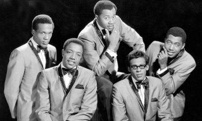 The Temptations photo by Michael Ochs Archives and Getty Images