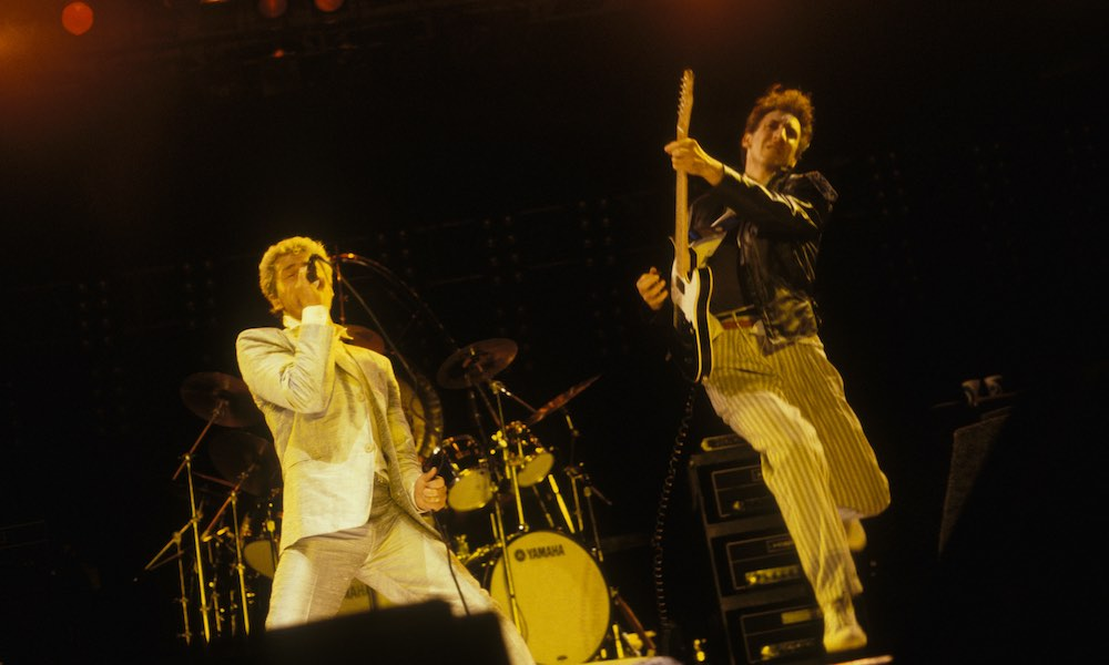 The Who Shea Stadium 1982 GettyImages 85850282