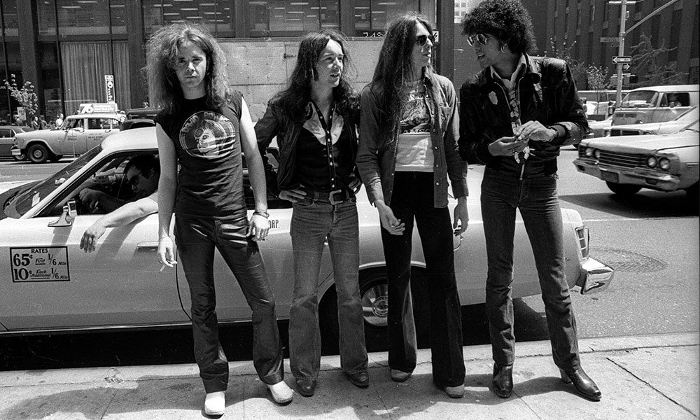 Thin Lizzy photo Richard E. Aaron and Redferns