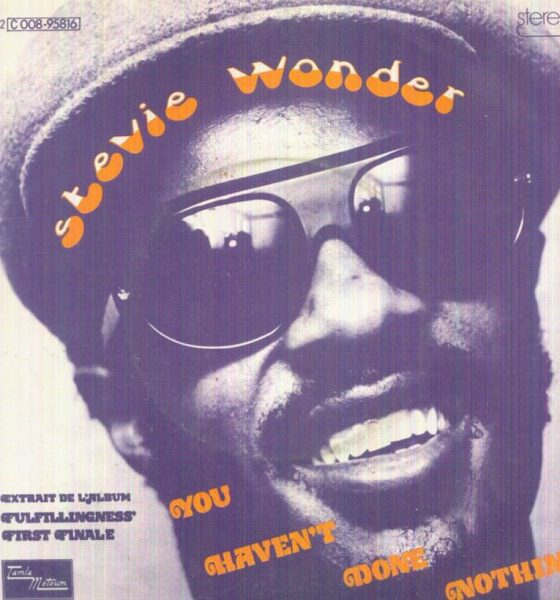 You Havent Done Nothin Stevie Wonder