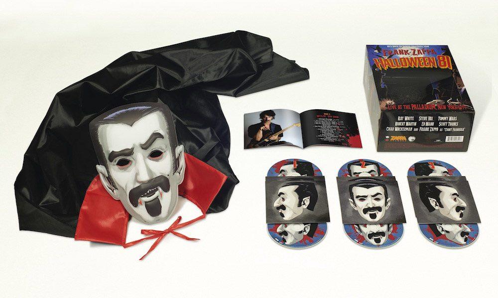 Zappa Halloween 81 Box Set