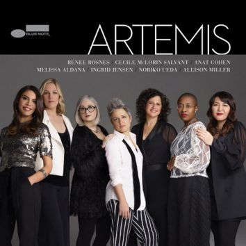 Artemis-Cover-Stevie-Wonder-Blue Note