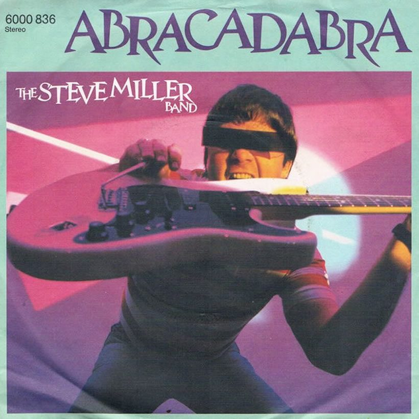Steve Miller Band artwork: UMG