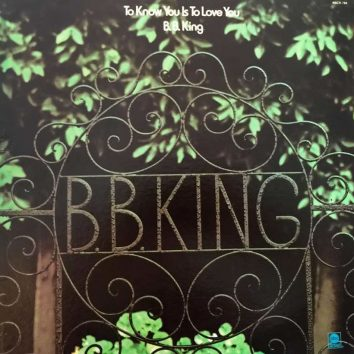 BB King To Know You album