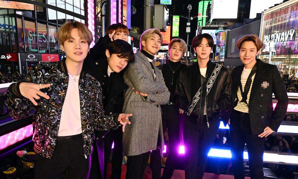 BTS To Appear On The Tonight Show For An Entire Week