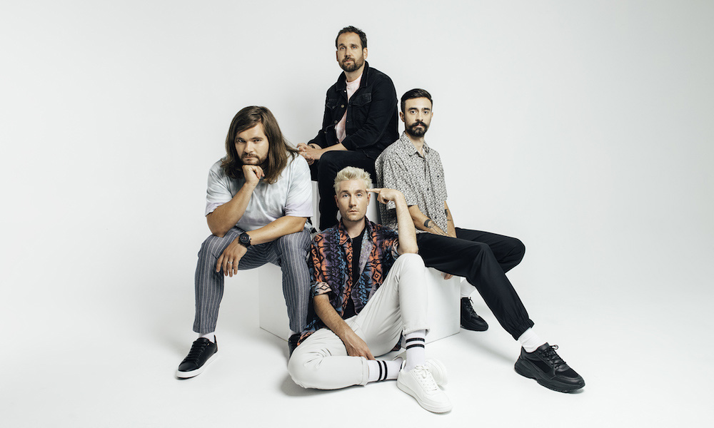 Bastille Survivin' Press Shot