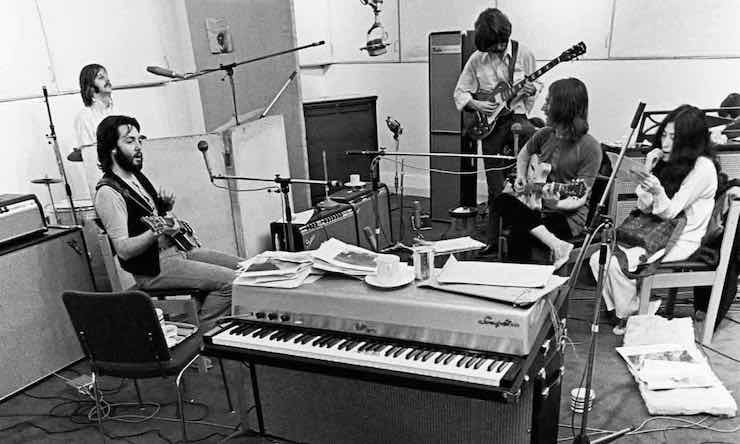 Beatles recuperan Apple Corps