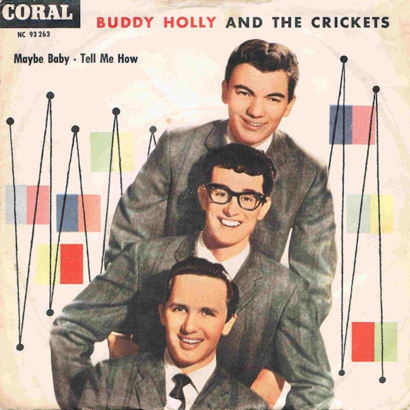 Buddy Holly and the Crickets artwork: UMG