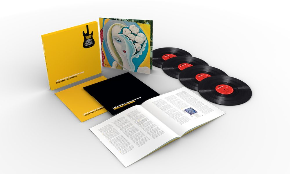 Derek and The Dominos Layla 50th anniversary