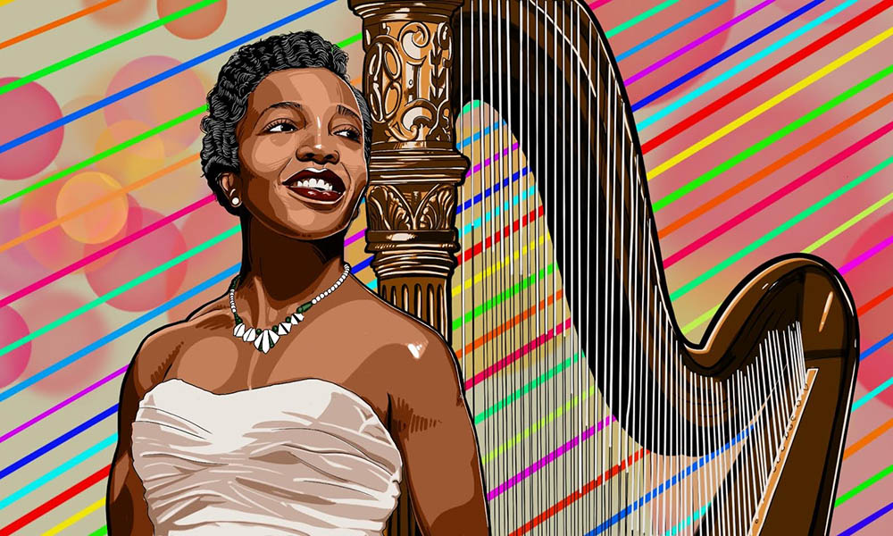 Dorothy Ashby: Pioneering Jazz Harpist From Detroit | uDiscover