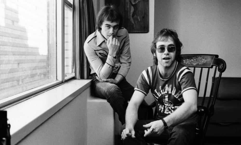 Elton John Bernie Taupin David Gahr Getty Images