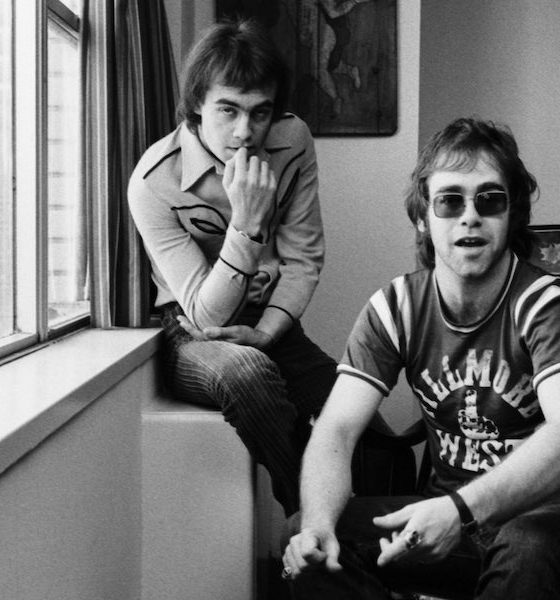 Elton John Bernie Taupin David Gahr Getty Images