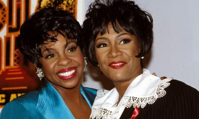 Gladys Knight and Patti LaBelle at the 1994 Soul Train Music Awards
