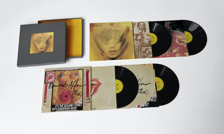 Goats Head Soup box set
