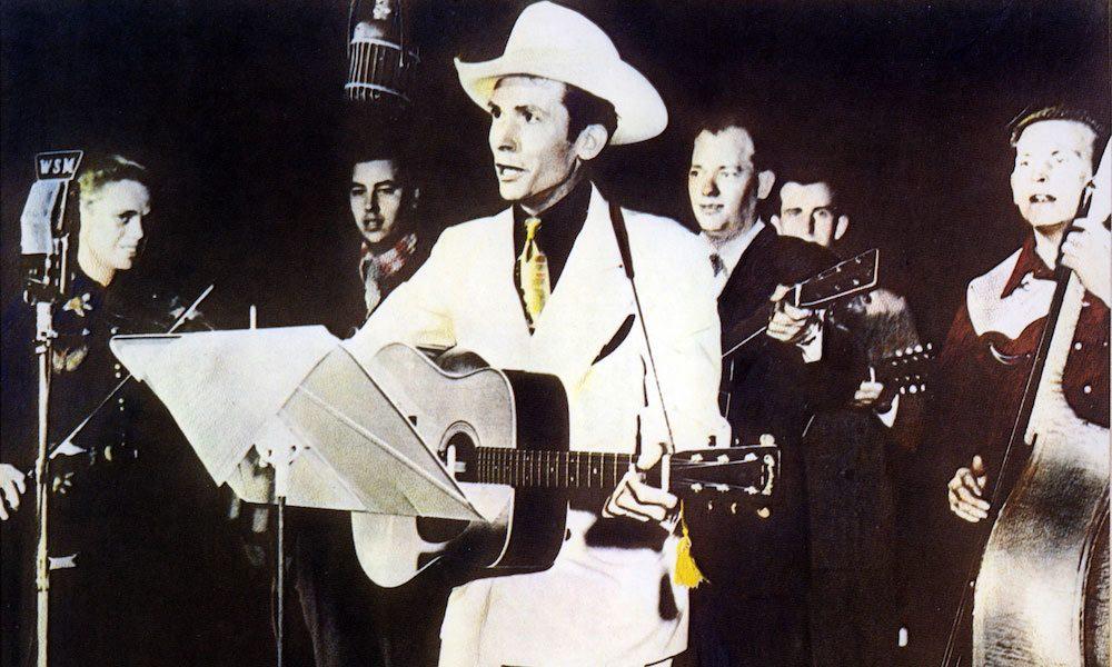 Hank Williams photo: GAB Archive/Redferns