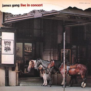 James Gang Live In Concert