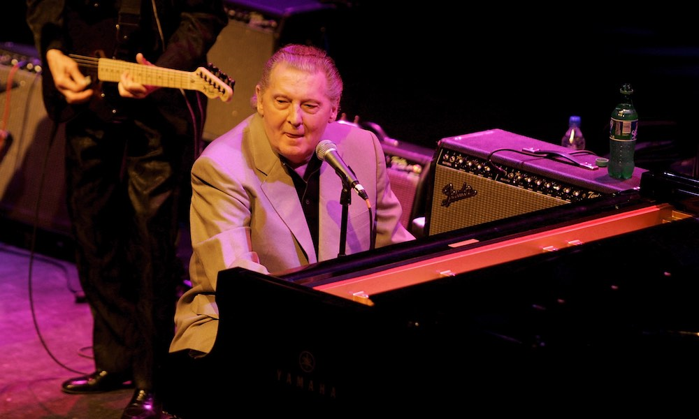Jerry Lee Lewis 2006 GettyImages 71636529