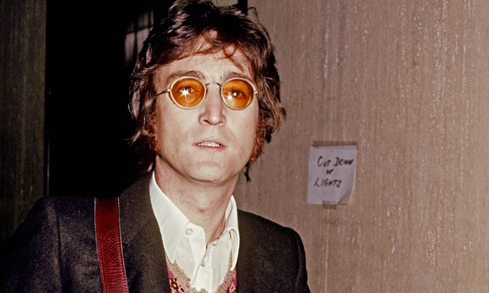 Listen To John Lennon's Remixed 'Mind Games', Watch Upgraded Video