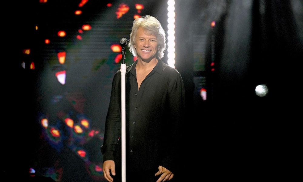 Bon Jovi Among Stars At iHeartRadio Music Festival's 10th Anniversary