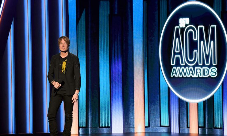 Keith Urban ACM Awards 2020 GettyImages 1272911478