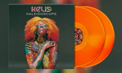 Kelis - Kaleidoscope Coloured Vinyl Giveaway