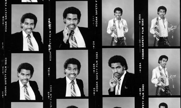 Kurtis Blow Photo Contact Sheet