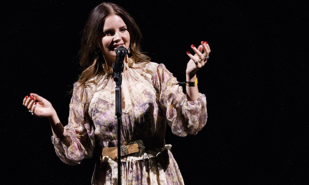 Lana Del Rey Shares Updates On Her New Album Udiscover