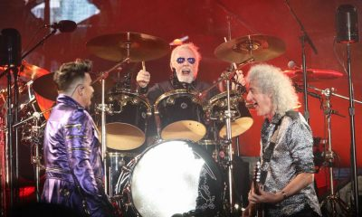 Queen Adam Lambert Time Lapse Video