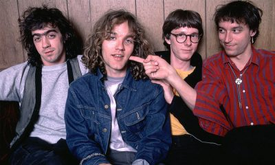 R.E.M. photo by Paul Natkin and WireImage