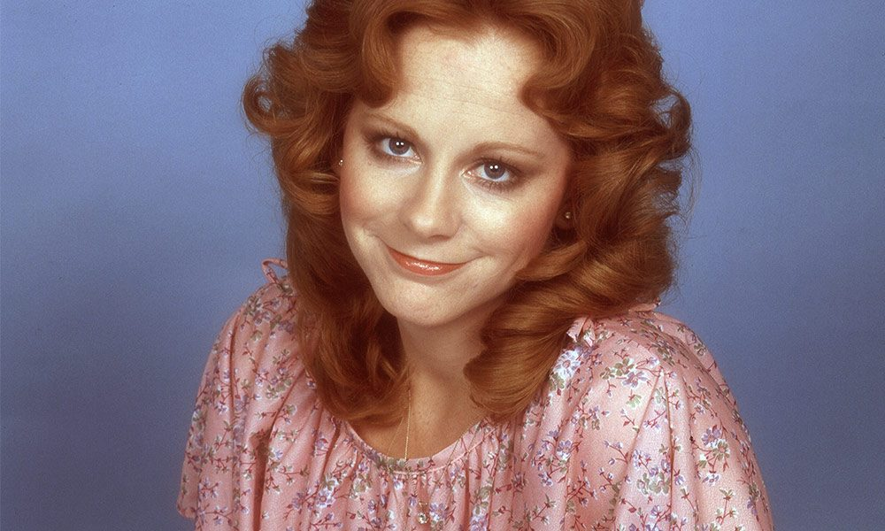Reba McEntire photo by Michael Ochs Archives/Getty Images