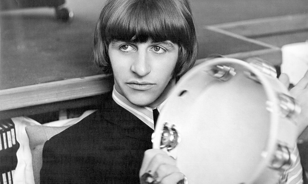 Ringo Starr photo by Michael Ochs Archives and Getty Images