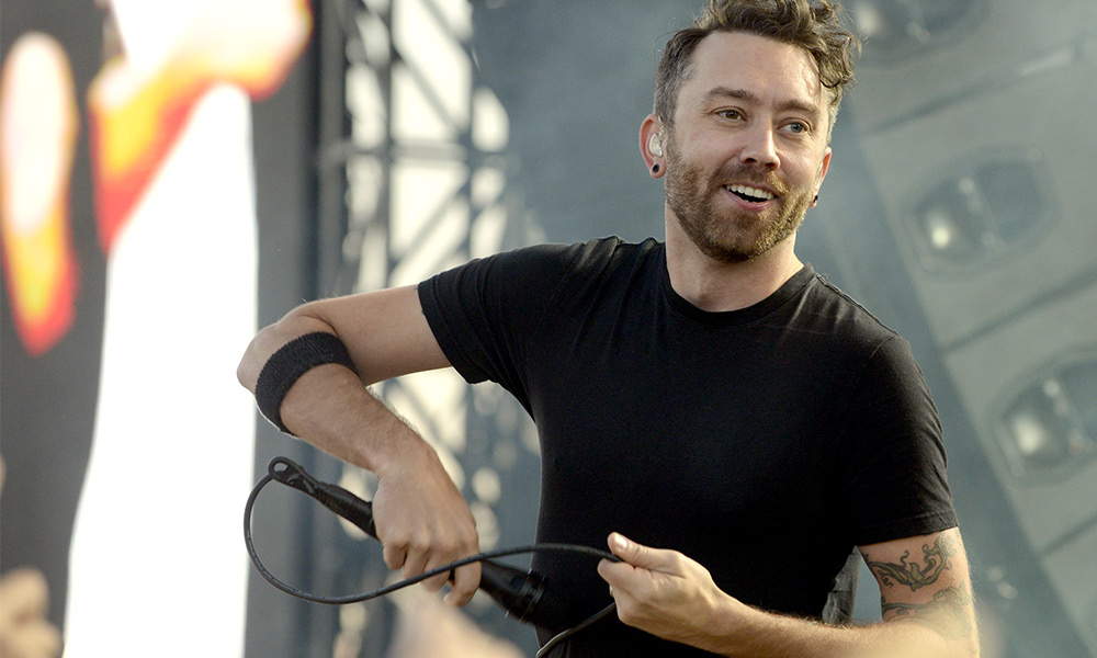 Rise Against photo by Tim Mosenfelder/Getty Images