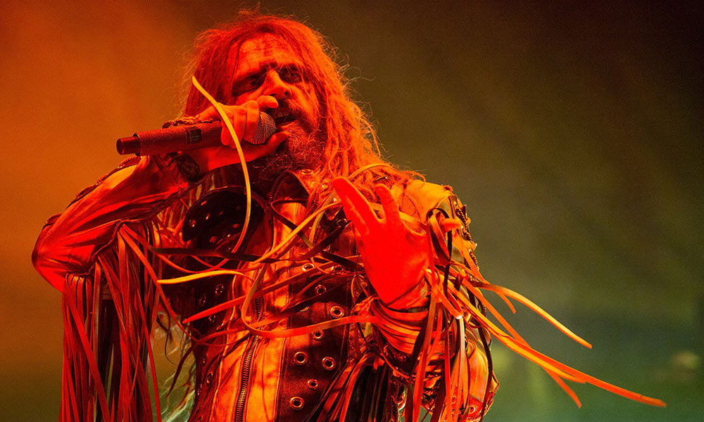 Rob Zombie photo by Miikka Skaffari and WireImage