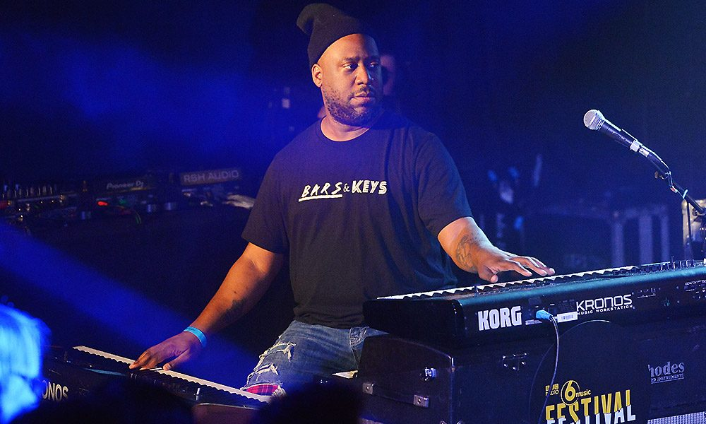 Robert Glasper photo by Jim Dyson/Getty Images