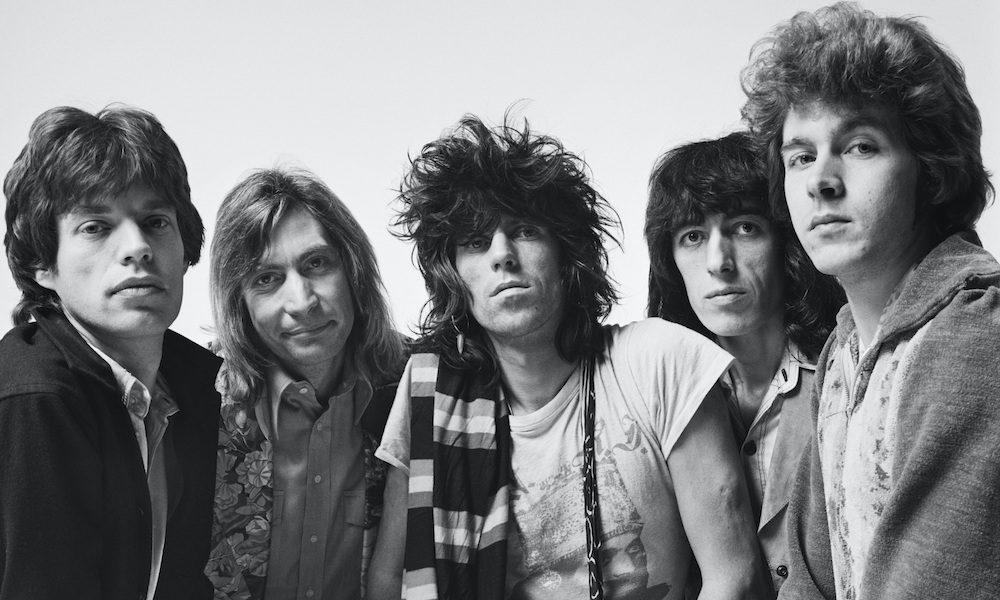 Rolling Stones Aubrey Powell Hipgnosis