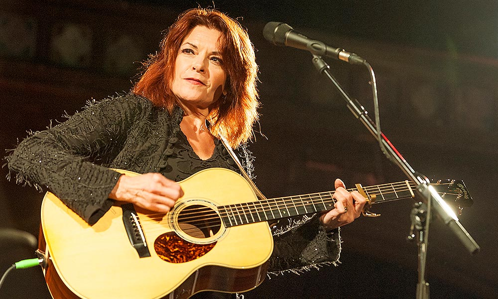 Rosanne Cash photo by Robin Little/Redferns