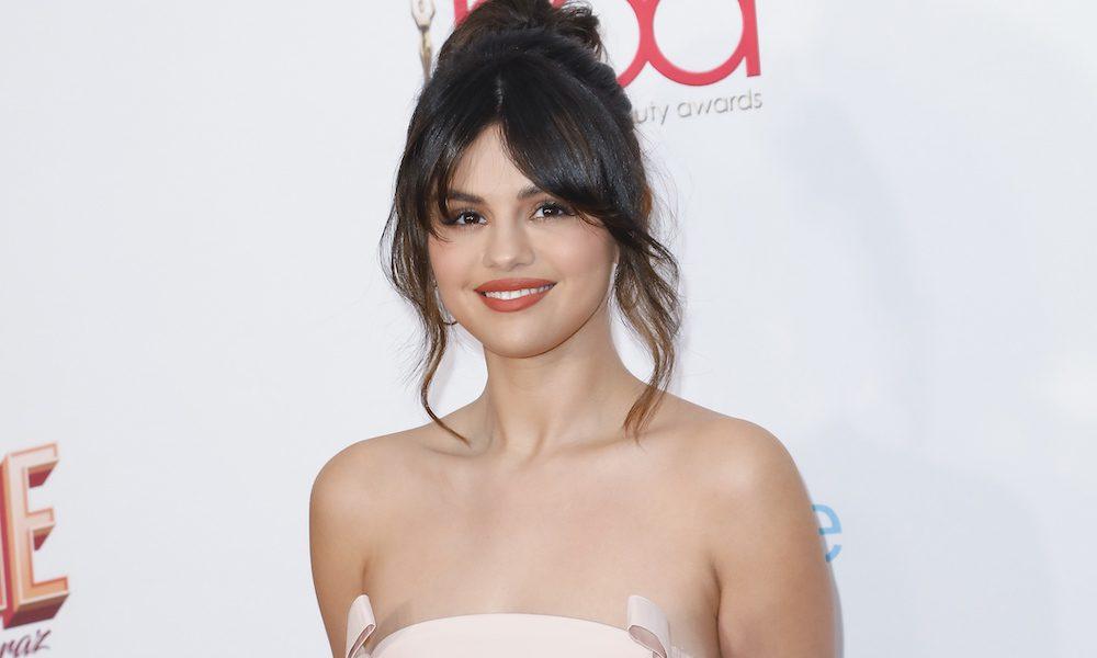 Selena Gomez Hispanic Heritage Foundation