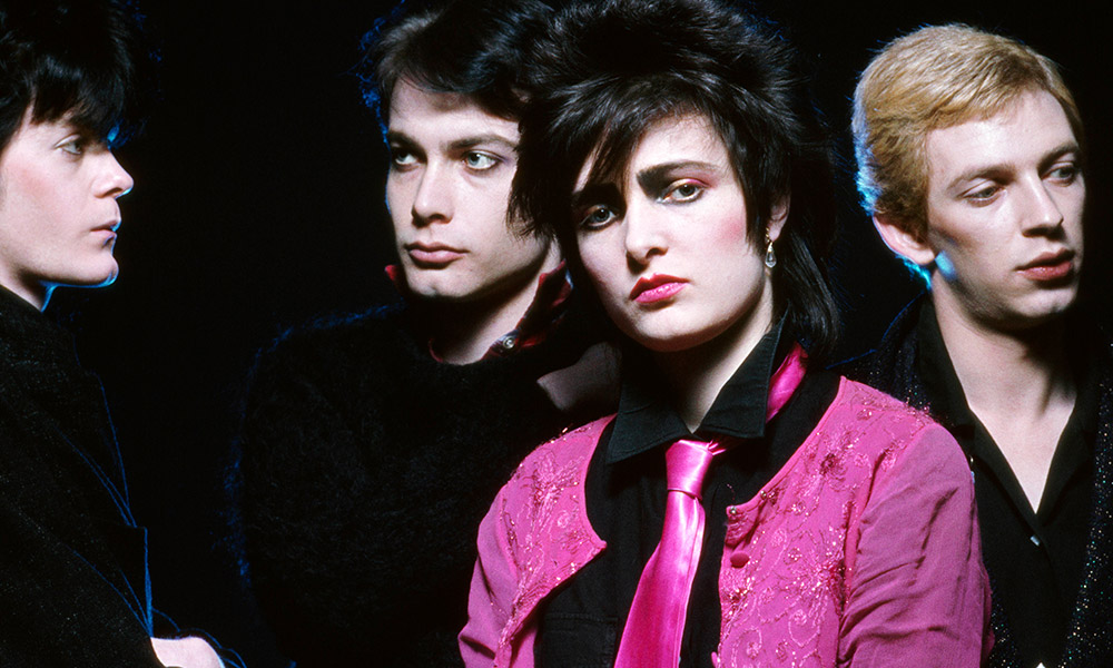 Siouxsie and The Banshees photo by Fin Costello/Redferns