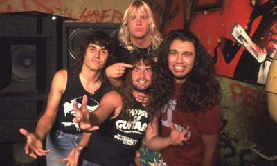 Slayer photo by Chris Walter and WireImage