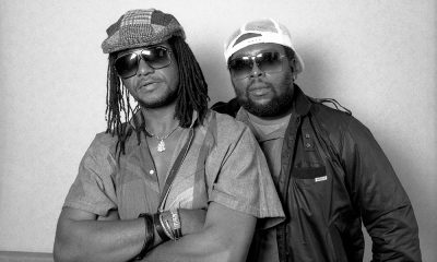 Sly & Robbie photo by David Corio and Redferns