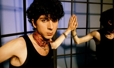 Soft Cell photo by Fin Costello/Redferns