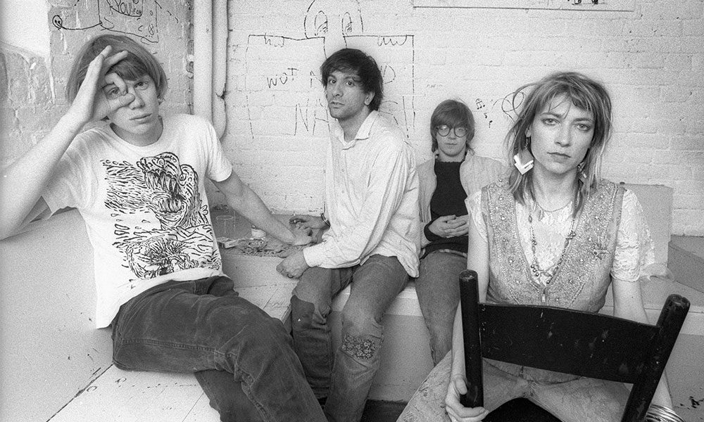 Sonic Youth photo by Frans Schellekens and Redferns